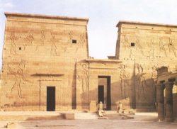 Египетская архитектура