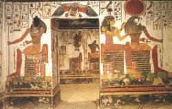 Живопись и рельефы древнего Египта